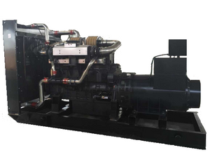 Shangchai shares diesel generating set