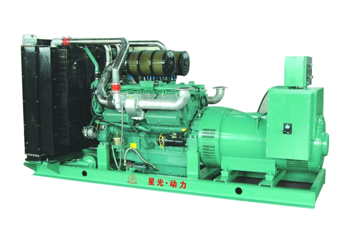 里卡多柴油发电机组