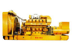 Jichai diesel generating set