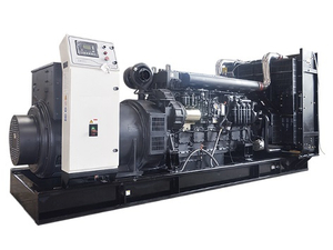 No-motion diesel generator set